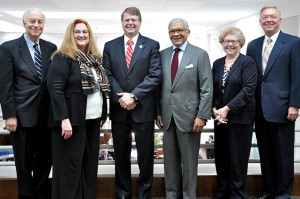 Judge William A Webb Commission members